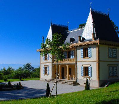 Chaumont – Château Bleu